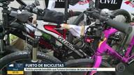 Polícia prende suspeito de furtar bicicletas de luxo na capital