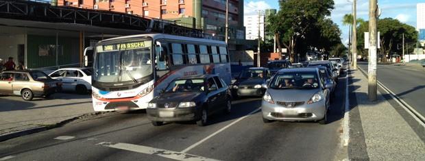 Este ano, já foram aplicadas 5.677 multas, de acordo com dados do Batalhão de Policiamento de Trânsito da Paraíba (Foto: Walter Paparazzo/G1)