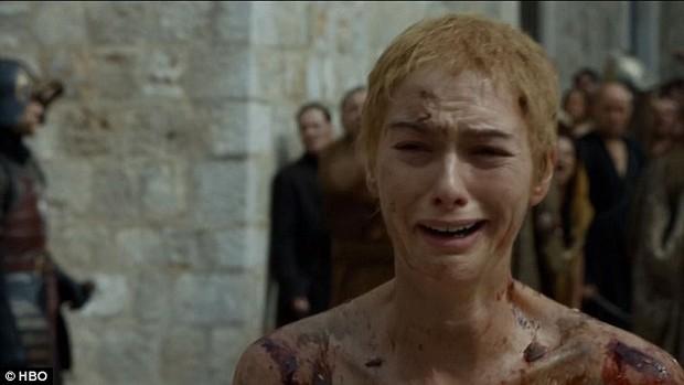 Lena Headey em Game of Thrones (Foto: Reprodução/HBO)