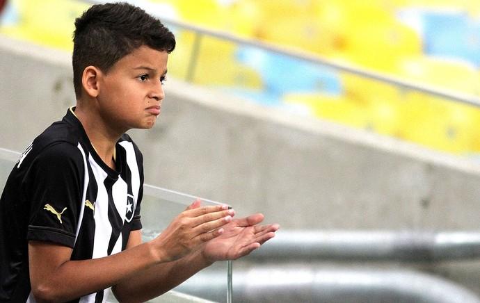 Torcida, Botafogo X Palmeiras - Maracanã  (Foto: Vitor Silva / SSpress)