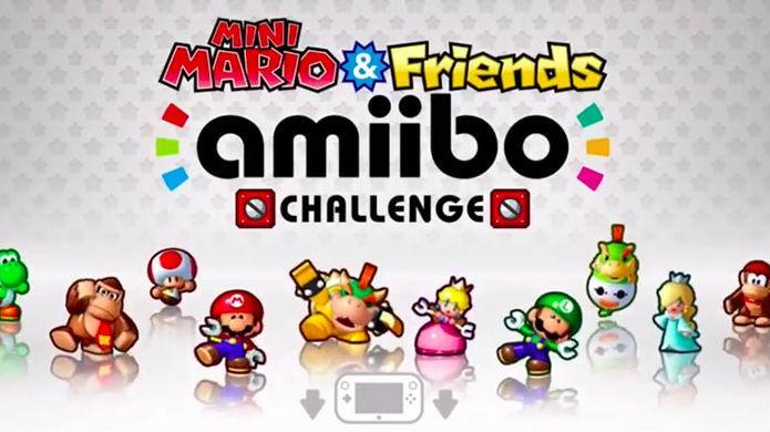 Melhores jogos de 2016 para Wii U: Mini Mario & Friends amiibo Challenge (Foto: Divulgação/Nintendo)