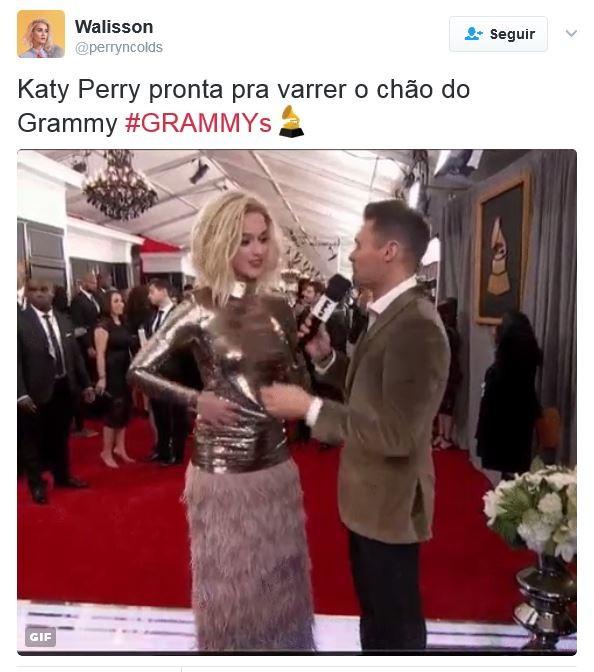Katy Perry criticada por piada com Britney Spears
