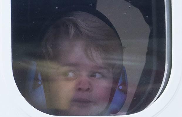 Ele também não gosta de avião... (Foto: Getty Images)