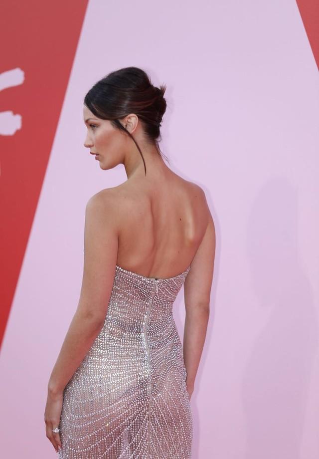 Bella Hadid (Foto: Gerson Lirio para Fashion to Max)