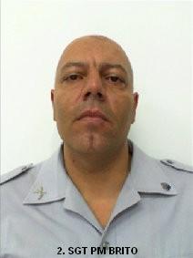 Sargento Brito da Polícia Militar de Piracicaba (Foto: Polícia Militar/Divulgação)