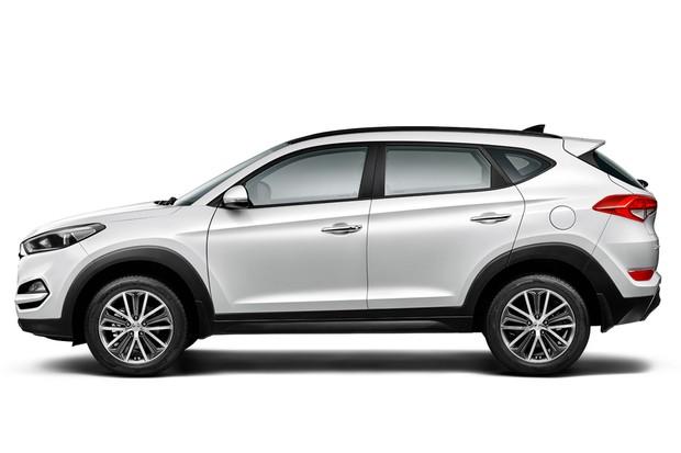 Hyundai New Tucson (Foto: Divulgação)