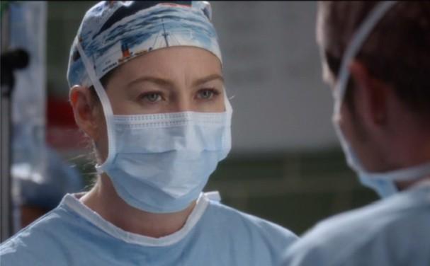 Meredith e Alex: muita coisa vai rolar entre eles (Foto: Reprodução/Facebook)