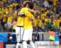 Seleção não tem David Luiz e Thiago Silva pela primeira vez em sete anos