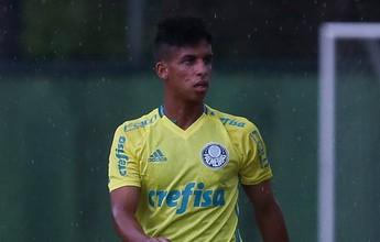 Promessa da base é novidade entre relacionados do Palmeiras; veja lista