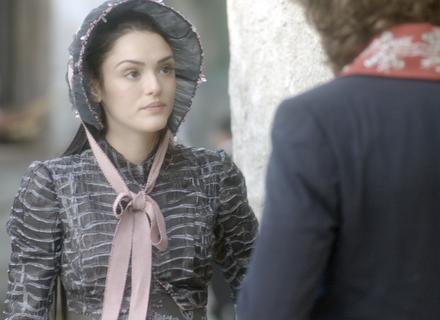 Anna é flagrada em encontro com Joaquim