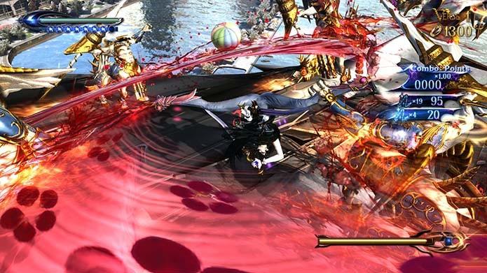 Bayonetta (Foto: Reprodução)