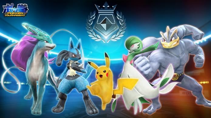 Pikachu e seus amigos irão se enfrentar em batalhas diretas em Pokkén Tournament (Foto: NintendOn)