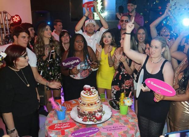 Luis Felipe comemora 29 anos com festança (Foto: Divulgação)