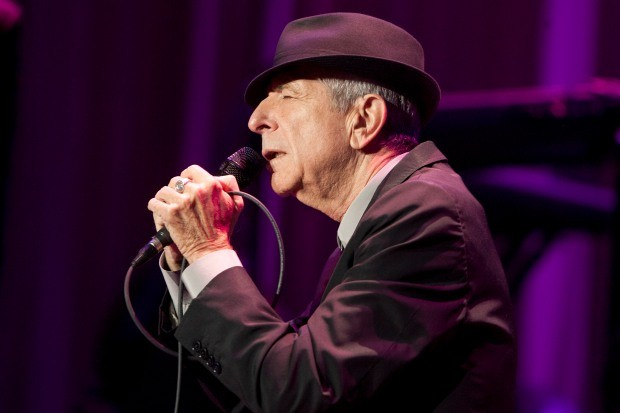 Leonard Cohen (Foto: Mike Lawrie/Getty Images)