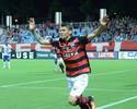 """Júnior Viçosa espera voltar a marcar pelo Atlético-GO: """"Vivo de gols"""""""