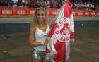 Barreiros sobe para a elite do carnaval  (Mariana Perim/ G1)