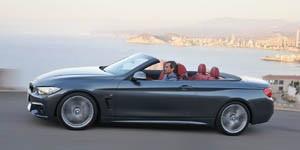 BMW Série 4 Cabriolet (Foto: Divulgação)