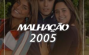 spotify malhação 2005