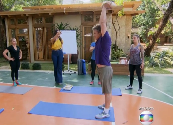 Exercício 3 (Foto: TV Globo)
