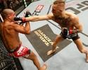 McGregor atropela Diego Brandão e vence por nocaute no primeiro round