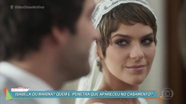Confira os bastidores do casamento de Tiago e Letícia em 'A Lei do Amor'