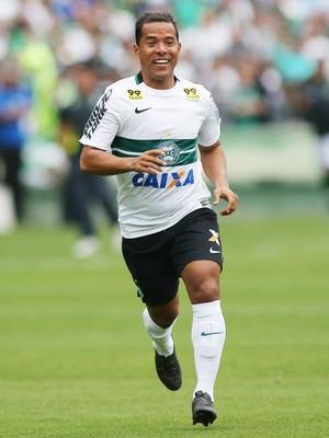 Marcos Aurélio Coritiba (Foto: Giuliano Gomes/ Agência PR PRESS)