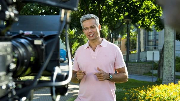 Vídeo Show a ser exibido ao vivo a partir de segunda, dia 6, com Otaviano Costa e Monica Iozzi no comando do programa (Foto: Globo)