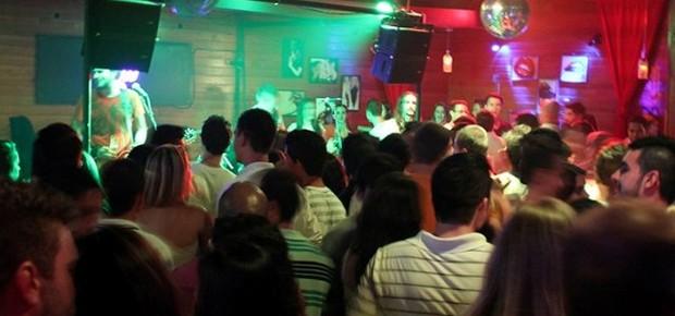 Boate Kiss, em Santa Maria (RS) (Foto: Divulgação)