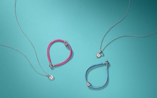 Pandora: pulseiras da amizade (Foto: Divulgação)
