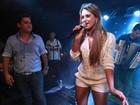 Lucilene Caetano solta a voz em boate no Rio