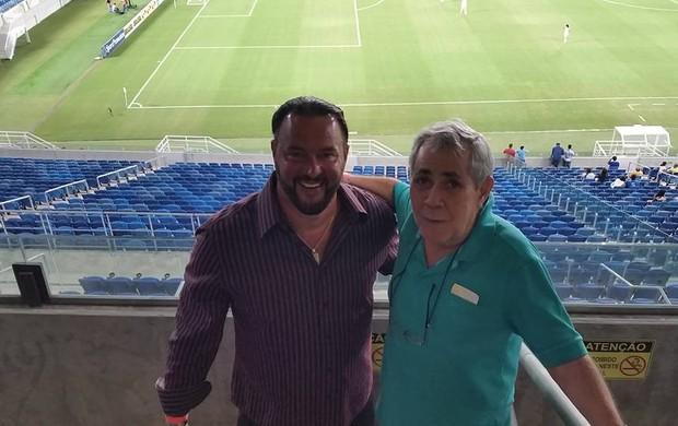 BLOG: Roberto Fernandes espera fechar com clube do exterior