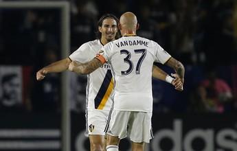 Galaxy vence Real Salt Lake e avança às semis da Conferência Oeste na MLS