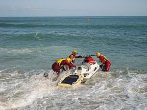Guarda-vidas atuarão junto com o Salvamar, em São Sebastião (SP) (Foto: Divulgação)