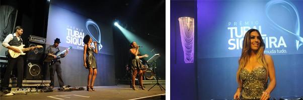 Premiação contou com as atrações Dj Larissa Lahw e Banda Nega Soul (Foto: Luciana Santos)