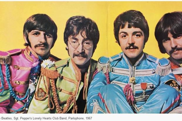 Beatles (Foto: Divulgação)