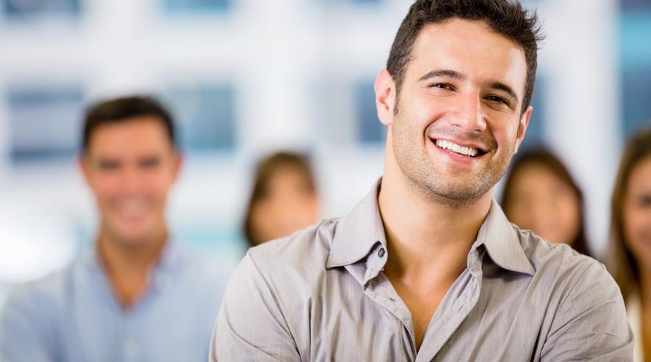 empresário_empreendedor_felicidade_equipe (Foto: Shutterstock)