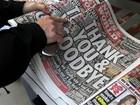 Ex-chefe de redação do 'News of the World' não será processado