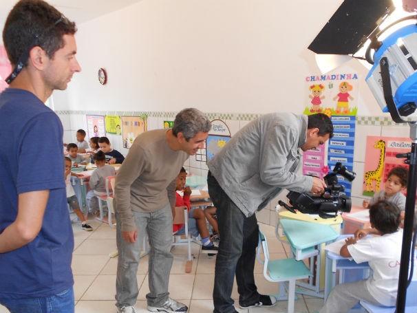 Minuto Criança Esperança Lar Fabiano de Cristo 2 (Foto: divulgação)