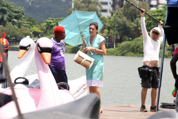 Lilia Cabral (Foto: JC Pereira e Gil Rodrigues/FotoRio News)
