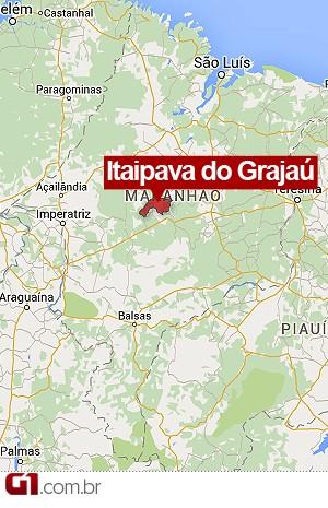 Itaipava do Grajaú (MA) (Foto: G1)