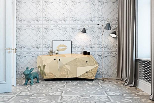 Mobiliário (Foto: Reprodução)