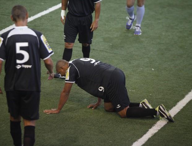 Donizete Botafogo Vasco carioca showbol (Foto: Ricardo Cassiano/Divulgação)