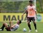 """Botafogo faz consulta por Almir, mas Fla, a princípio, não dá """"sinal verde"""""""
