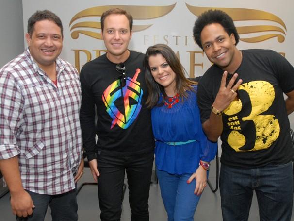 Festival promessas (Foto: Divulgação/ TV Globo)