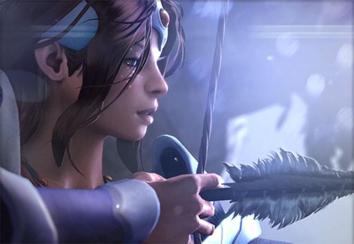 Dota 2 Reborn vai ser a nova versão do Moba (Foto: Divulgação)