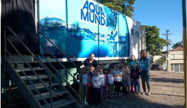 Missão é promover a educação ambiental e a conscientização dos alunos e da comunidade (Foto: Divulgação)