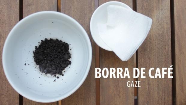 Máscara de esfoliação com borra de café (Foto: Divulgação)