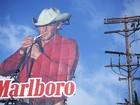 Ator que fazia anúncios de cigarro morre por doença ligada ao fumo