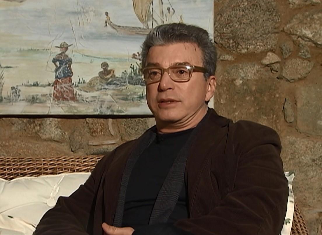 Edney Silvestre fala da importância dos livros em sua carreira (Foto: Divulgação)
