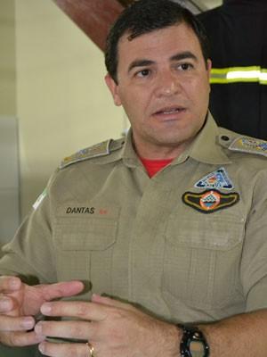 Coronel Elizeu alerta organizadores para documentação antes do carnaval no RN (Foto: Divulgação/Corpo de Bombeiros)
